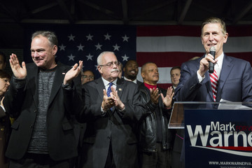 Don Beyer Virginia Democratic Party Holds Pre-Election Rally