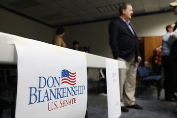 Don Blankenship WV GOP Senate Candidate Don Blankenship Holds Town Hall Meeting In Morgantown