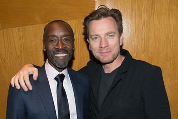 Don Cheadle Ewan McGregor Premiere of Sony Pictures Classics' 'Miles Ahead' - After Party