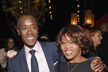 Don Cheadle 53rd New York Film Festival - Closing Night Gala Screening of 'Miles Ahead' - After Party
