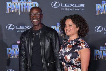 Don Cheadle Premiere Of Disney And Marvel's 'Black Panther' - Arrivals