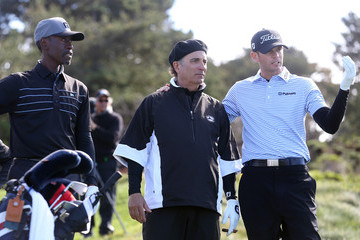 Don Cheadle AT&T Pebble Beach National Pro-Am: Round 1