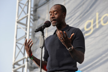 Don Cheadle Global Citizen 2015 Earth Day On National Mall To End Extreme Poverty And Solve Climate Change - Show