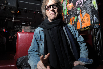 Mick Rock Don Hill Funeral Service Reception
