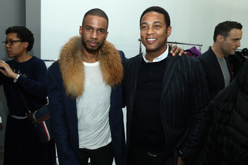 Don Lemon The Blue Jacket Fashion Show to Benefit the Prostate Cancer Foundation - Inside