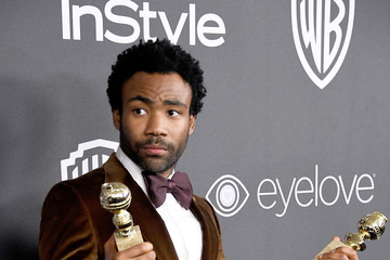 Donald Glover Warner Bros. Pictures and InStyle Host 18th Annual Post-Golden Globes Party - Arrivals