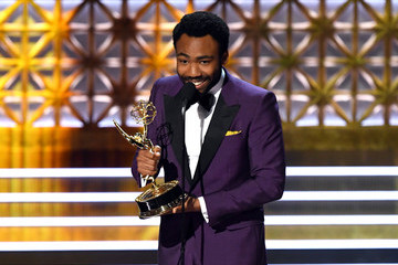 Donald Glover 69th Annual Primetime Emmy Awards - Show