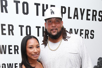 Donald Penn The Players' Tribune Hosts Players' Night Out 2018