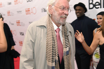 Donald Sutherland 2015 Toronto International Film Festival - 'Hyena Road' Premiere - Red Carpet