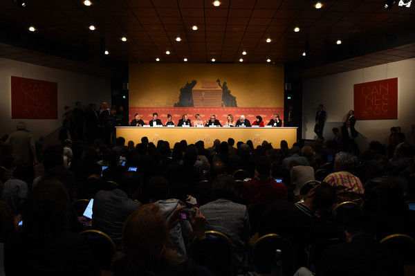 Jury Press Conference - The 69th Annual Cannes Film Festival