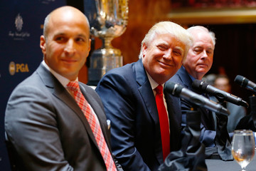 Donald Trump PGA and Trump Partnership Announcement