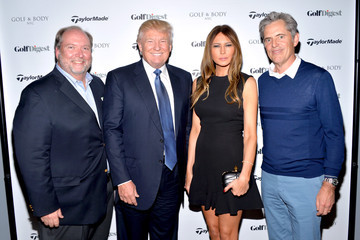 Donald Trump Golf Digest Hosts Spring Swing