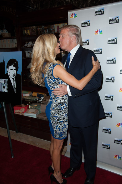 Donald Trump tells Brande Roderick being on her knees is a ...