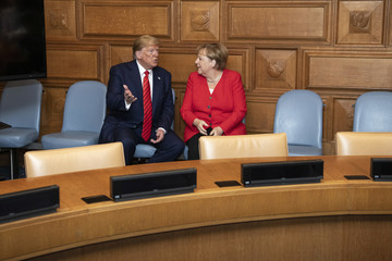 Donald Trump - US President World Leaders Address United Nations General Assembly