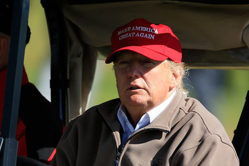 Donald Trump Ricoh Women's British Open - Day One