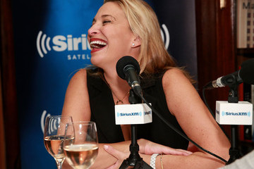 Donatella Arpaia Restauranteur Geoffrey Zakarian Hosts SiriusXM's 'Food Talk'
