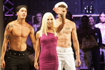 Donatella Versace Versace for Riachuelo