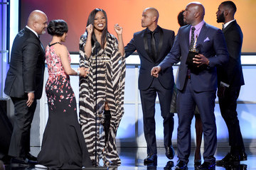 Dondre Whitfield BET Presents the American Black Film Festival Honors - Show