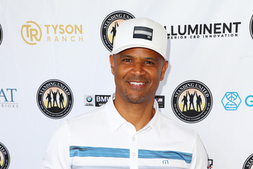Dondre Whitfield Mike Tyson Celebrity Golf Tournament In Support Of Standing United - Arrivals