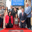Donelle Dadigan Double Walk of Fame Ceremony For Kristen Bell And Idina Menzel