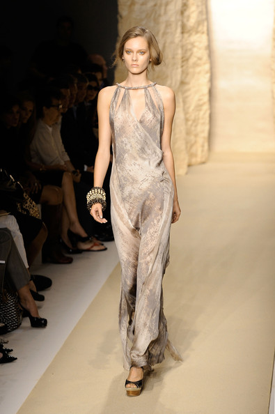 Donna Karan Collection - Runway - Spring 2011 MBFW