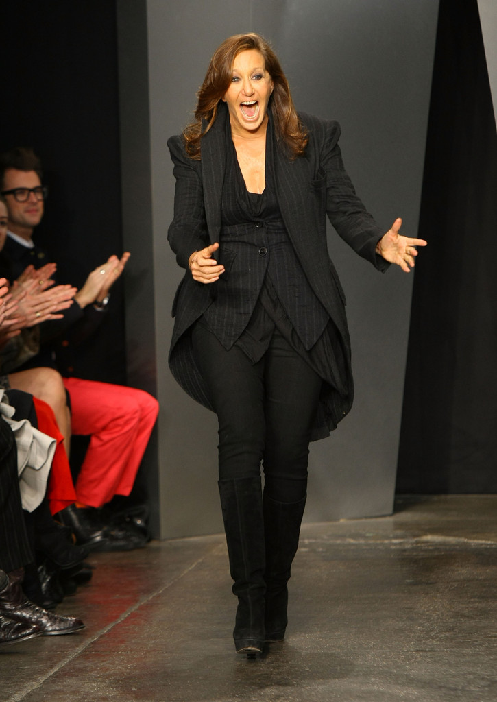 donna karan new york runway fall 2012 mercedes benz