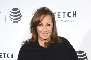 """Donna Karan """"The First Monday In May"""" World Premiere - 2016 Tribeca Film Festival - Opening Night"""