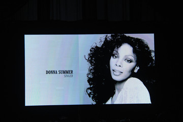 Donna Summer Rock and Roll Hall of Fame Induction Ceremony
