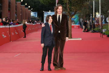 Donna Tartt Wes Anderson and Donna Tartt Red Carpet  - The 10th Rome Film Fest