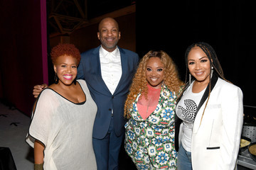 Donnie McClurkin Tina Campbell 2019 ESSENCE Festival Presented By Coca-Cola - Ernest N. Morial Convention Center - Day 3
