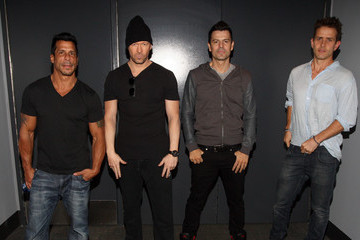 Donnie Wahlberg Joey McIntyre New Kids On The Block and Cottonelle Dare You to 'Go Commando'