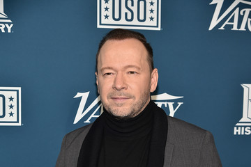 Donnie Wahlberg Variety's 3rd Annual Salute To Service