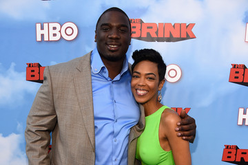Donovan W. Carter Premiere of HBO's 'The Brink' - Red Carpet