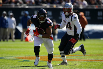 Dont'a Hightower New England Patriots vs. Chicago Bears