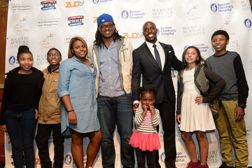 Dont'a Hightower Devin McCourty Hosts Tackle Sickle Cell Casino Night to Benefit Boston Children's Hospital's Patients and Families