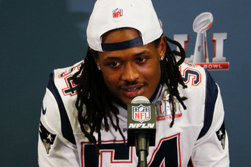 Dont'a Hightower New England Patriots Media Availability