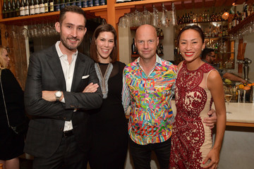 Doreen Xia VIP Dinner For WIRED's 25th Anniversary, Hosted By Nicholas Thompson And Anna Wintour