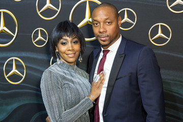 Dorian Missick Mercedez-Benz USA's Official Awards Viewing Party - Arrivals