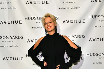 Dorinda Medley AVENUE Magazine Relaunch Event At 35 Hudson Yards, NYC