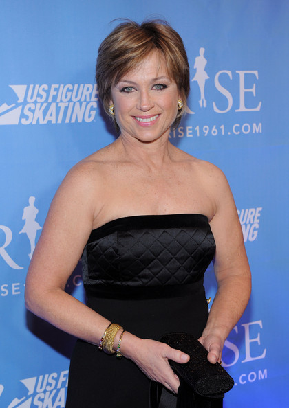 Dorothy Hamill Figure Skater Dorothy Hamill attends the New York ...