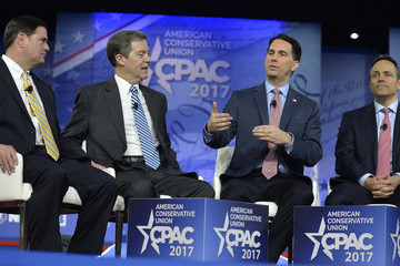 Doug Ducey The Conservative Political Action Conference (CPAC) at National Harbor