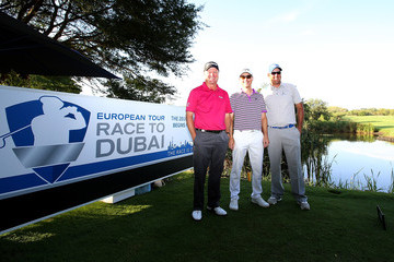Doug McGuigan Alfred Dunhill Championship - Day One