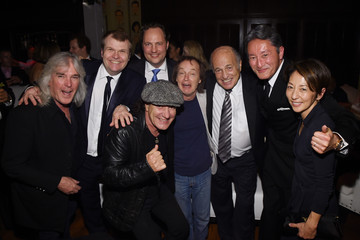 Doug Morris Sony Music Entertainment 2015 Post-Grammy Reception