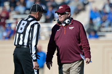 Doug Smith Virginia Tech v Duke