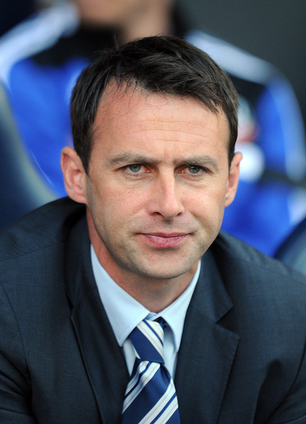 Dougie Freedman Pictures - Bolton Wanderers v Real Betis ...