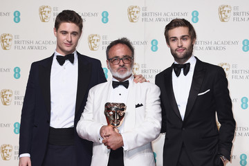Douglas Booth EE British Academy Film Awards - Winners Room
