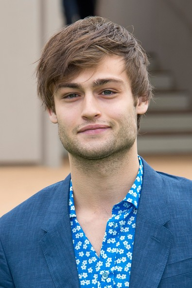 Douglas Booth 2013 Arrivals at the Burberry