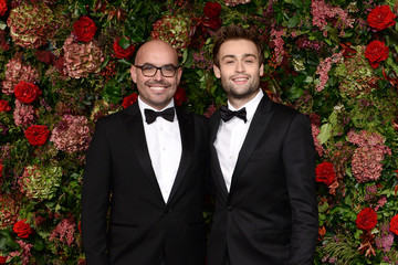 Douglas Booth Evening Standard Theatre Awards - Red Carpet Arrivals
