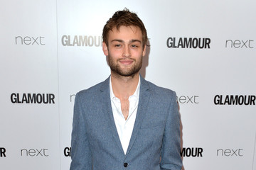 Douglas Booth Glamour Women of the Year Awards