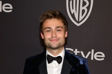Douglas Booth The 2019 InStyle And Warner Bros. 76th Annual Golden Globe Awards Post-Party - Red Carpet